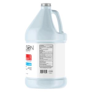 1 Gallon Hand Sanitizer Fact Panel