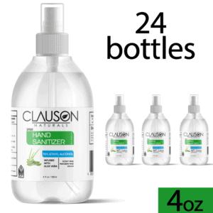 Case of Hand Sanitizer Liquid